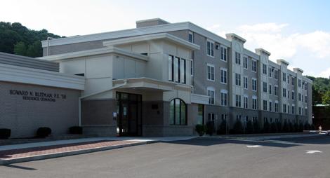 Blitman Commons Residence