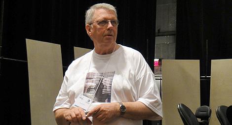Ranulph Glanville, President of the ASC