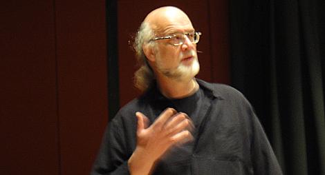 Johannes Goebel, Director of EMPAC