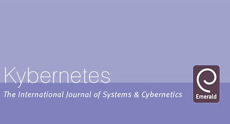 Papers written in conjunction with C:ADM2010 will, after review and acceptance, be published by Emerald in Kybernetes, the International Journal of Systems and Cybernetics..