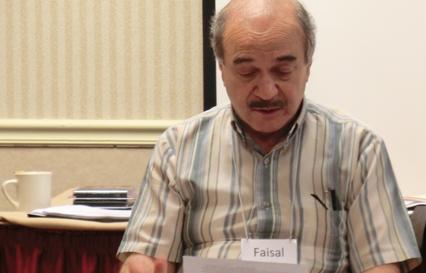 Faisal Kadri remembering Gary Boyd