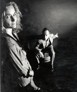 Lisa Fay and Jeff Glassman