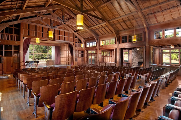 Chapel Room (Photo: ARAMARK Parks and Destinations)