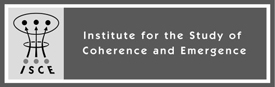 The ASC recognizes the generous support of the Institute for the Study of Coherence and Emergence.