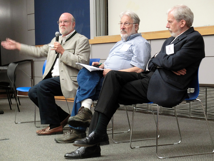 William J. Reckmeyer, Klaus Krippendorff and Stuart Umpleby